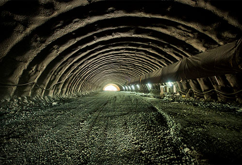 C-304 Compostela Tunnel