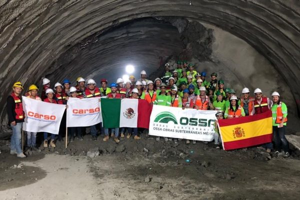 Túnel Guamúchil