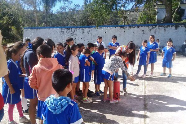 Escuela El Guamúchil